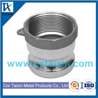Aluminium Camlock Coupling Female Type A