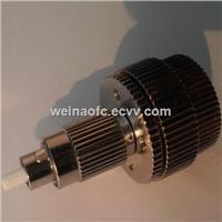 Fiber Optic Fixed Attenuator FC 1-30dB Metal Housing Male-Female Type