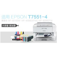 T7541, T7481-T7484, LC93 Refill Type Ink Cartridge for Epson WF-8090, WF-8590DWF Printer