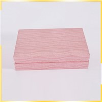 Hot Selling Products Handmade Fancy Pink Candy Gift Paper Box Packaging