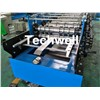 0-15m/Min Forming Speed High Precision Color Steel Roof Panel Roll Forming Machine with Chain Driving