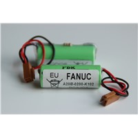 GE FANUC Battery A02B-0200-K102 CR17450SE-R A98L-0031-0012