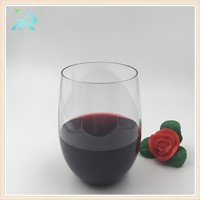 4 Oz Plastic Wine Glasses