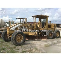 Used Caterpillar 12g Motor Grader High Quality for Cheap Sale