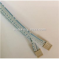 Customized Flat Cable OEM/ODM Manufactory UL ROSH CCC ISO 6pin 20pin 32pin 50pin 64pin