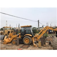 Used JCB 3CX Wheel Loader High Quality for Hot Sale