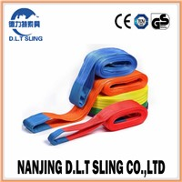 100% Polyester Webbing Sling for Lifting Factory