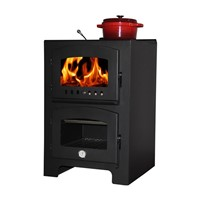 Free Standing Cheap Chinese Wood Stove with Oven WM203S-1100