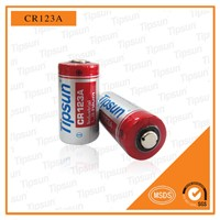 Good Quality 1300mAh CR123A 3V LiMnO2 Battery for Digital Product Made in China