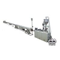 PPR-PERT High Speed Polyolefin Pipe Extrusion Line
