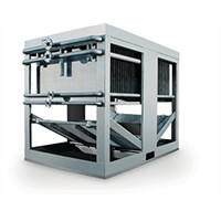 Effective Energy Saving & Environment Protection Immersion Plate Falling Film Chiller