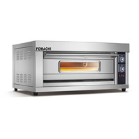 Hot Sale Electric Deck Oven 1 Deck 2 Trays Bread Oven FMX-O38A
