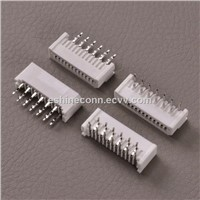 Tablet PCs FPC Connector Thru Hole DIP Type Straight Normally Type