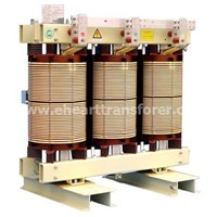 H Grade Non-Encapsulated Insulation Dry Type Transformer (SG)