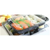 Sushi Container, Sushi Packaging, Sushi Tray, Available In Various Sizes & Shapes. for Packing Sushi
