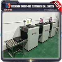 Baggage X-Ray Detector Machine Supplier for Metal Detecting SA5030A