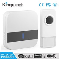 2017 Best Selling Wireless Door Chime with 52 Ringtones
