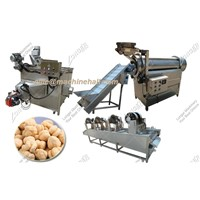 Automatic Chickpeas Processing Line