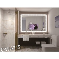 Hot Sale Product Bathroom Mirror TV