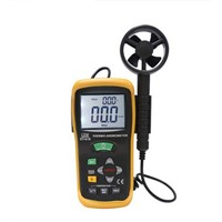 CEM DT-618 Anemometer with Temperature K Type Tester