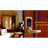 New Keyless Entry Door Lock Supplier System of Professional Electronic Lock