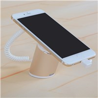 Shenzhen KOU Hot Sale Single Mobile Phone Alarm Display Stand for iPhone Exhibition