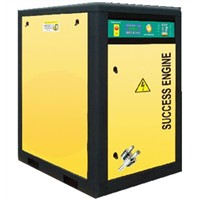 Stationary Double Screw Air Compressor (22kw 30HP)