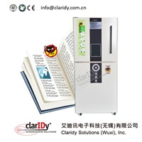 IDsmart Book Sanitizer SSB-002 for Library