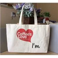 Promotion Cotton Shopping Carrier Bag