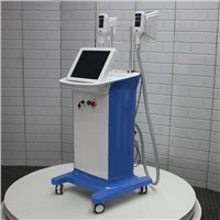 2 Handles Portable Cryolipolysis Slimming Machine with Cryolipolysis Antifreeze Membran