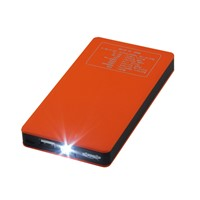 8000mAh Multifucntion Mini Jump Starter for All Cars with Car Charger, Phone Charger