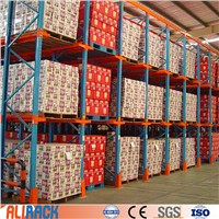 Ali Racking Drive-In Racking System Heavy Duty Metal Pallet Rack Warehouse Storage Pallet Racking