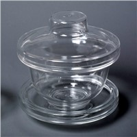 Silver Bowl, Packing Box, Coin Capsule, Coin Display Capsule, Coin Packing Box, Coin Storage Box