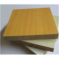 Plain MDF/Melamine MDF/Natural Oak Veneered MDF for Furniture