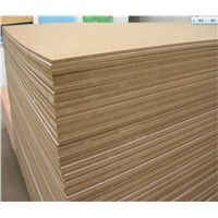 18mm Phenolic Glue MDF Board Raw MDF for Sale