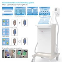 3 Different Cooling Modes Comfortable Treatment Cryolipolysis Cool Shaping Slimming Equipment