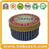 Candy Tin Box, Tin Can Packaging, Metal Tin Box