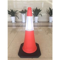 "75cm PE Traffic Cone PVC Traffic Cone LED Light Traffic Cone 30"" Traffic Cone Road Safety Cones"
