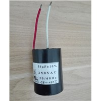AC Motor Run Capacitors