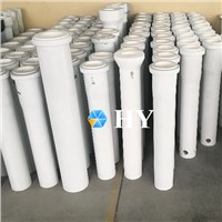 Nitride Bonded Silicon Carbide SiC Si3N4-SiC Riser Tube Lift Tube Stalk Tube Aluminum Low Pressure Casting