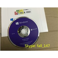 Summer Hot Sell Win 10 Pro Home DVD Box