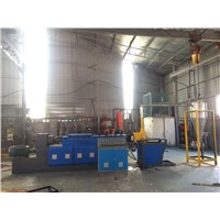 PE/PP Waste Plastic Recycling Machine