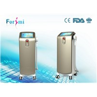 High Power Red Line Diode Laser Soprano Hair Removal Machine