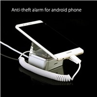 Shenzhen Factory Retail Anti-Theft Alarm with Charge Display Stand for Android Mobile Phone