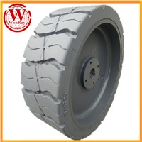 Haulotte Compact 8 8W 10 10N 12 14 2820302890 Scissor Lift Replacement Wheel Tires 15x5