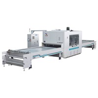 Positive & Negative Pressure Vacuum Membrane Press Machine