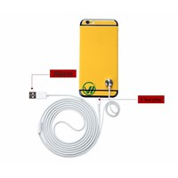Shenzhen Manufacture Retail 6 Ports Mobile Phone Anti-Theft Alarm with Charging System for iPhone