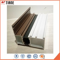 Powder Coating Aluminum Profiles for Window & Door