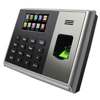 Cost Effective Fingerprint Time Attendance with Good Performance