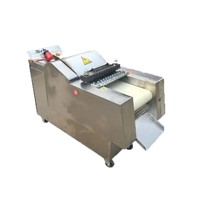 Automatic Electric Chicken Meat Slicer Machine